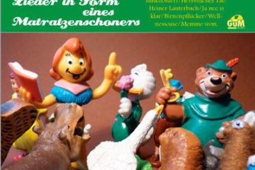 Motteckbande - Lieder in Form eines Matratzenschoners - Cover